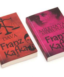 Franz Kafka Kitap Baskısı