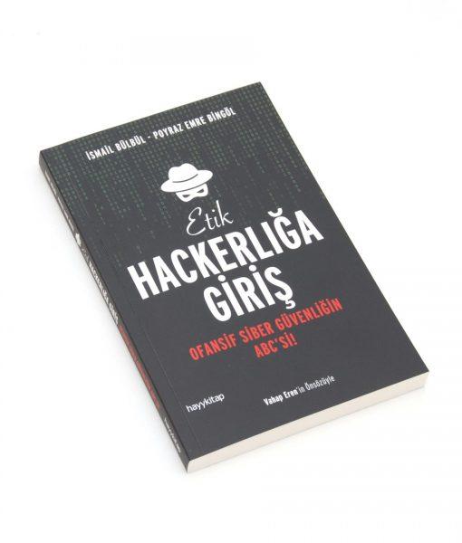 Hacker'lığa Giriş Kitap Baskısı
